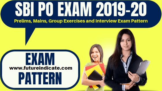 SBI PO Exams 2019-20