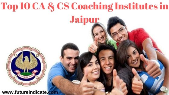 Top 10 CA & CS Coaching Institutes in Jaipur