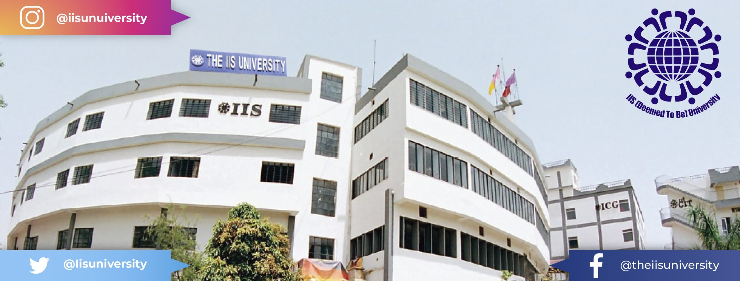 IIS UNIVERSITY (Deemed to be University)
