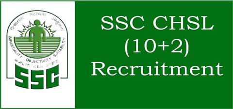 SSC CHSL Recruitment 2020 - 12th Pass Sarkari Naukri - 8000 Posts